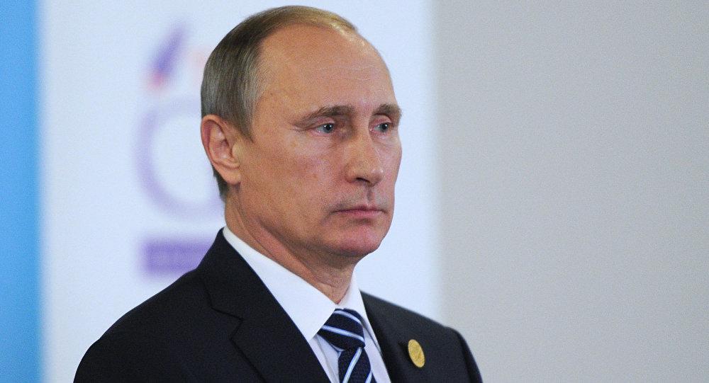 Just Being Putin BeingJust