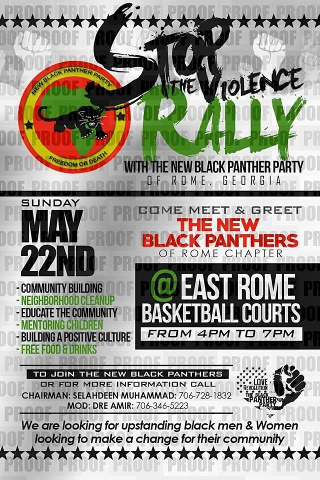 NBPP Rally