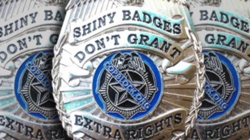 copblock shiny badges