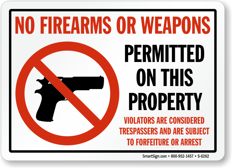 no-firearms-weapons-permitted-sign-s-6262
