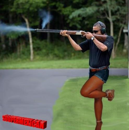 Obama-skeet-shooting-soopermexican-494x500