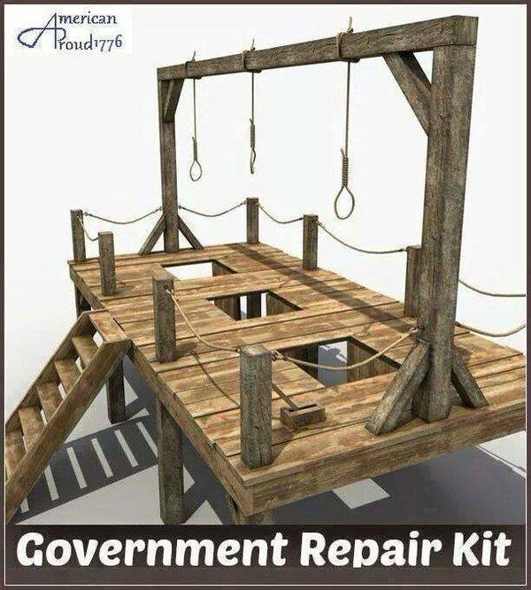 gallows govt repair kit