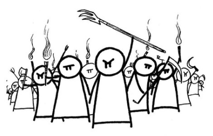 torches-and-pitchforks
