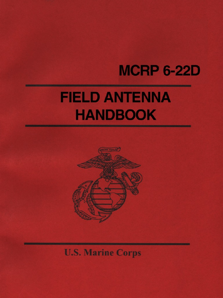 cover usmc field antenna