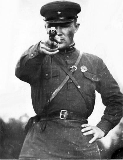 NKVD-Officer