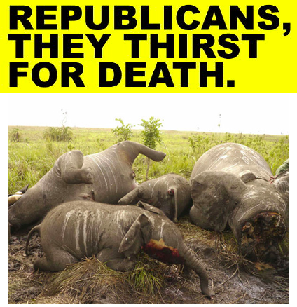 repubs thirst for death full