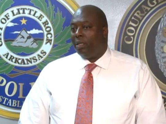 NonWhite Police Want Little Rock To Be Sanctuary City