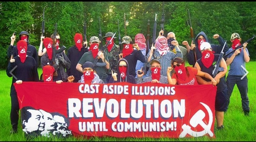 Antifa Commies