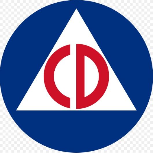 Civil Defense Symbol
