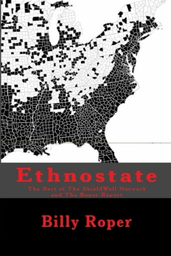New book 'Ethnostate' now available in paperback!