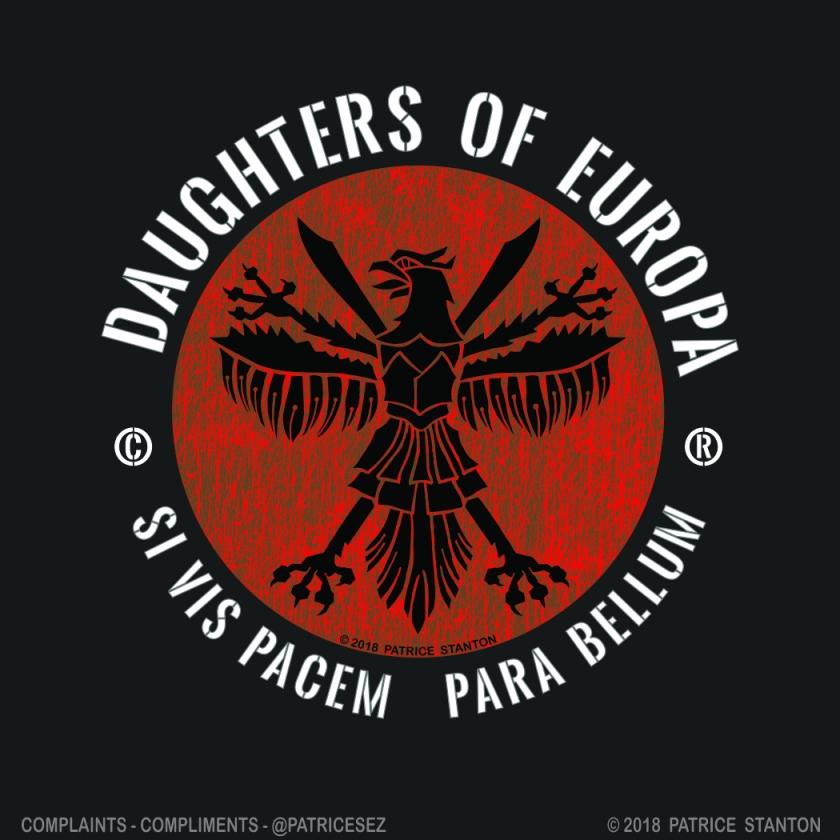 DaughtersOfEurope_Circular_SquarePoster