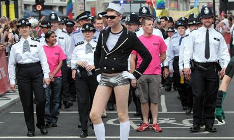 Gay Pride Parade - London
