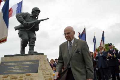 Richard D. Winters Monument