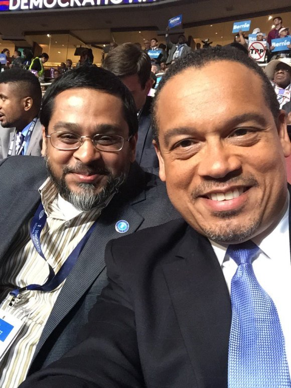 Ellison and Imam Asad Zaman