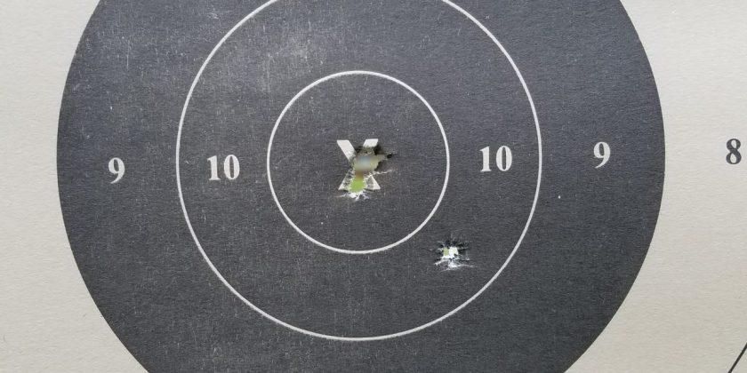 Winchester 670 Range Performance