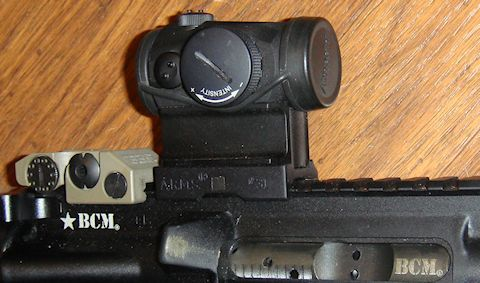 Aimpoint MicroT1 optic
