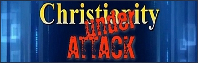 Christianity is under attack by progressives, christianity is under attack by the government, christianity is under attack by LGBT