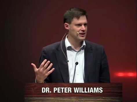 Dr. Peter J. Williams, an expert on New Testament reliability