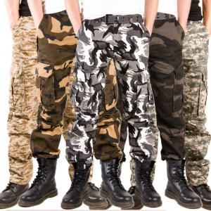 camouflage clothing article for preppers