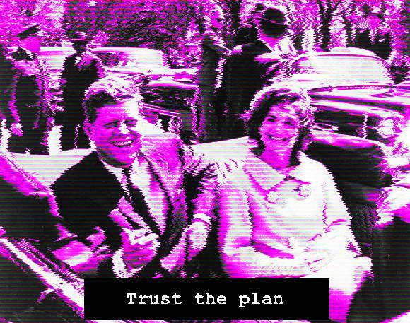 Trust the plan jfk DAL