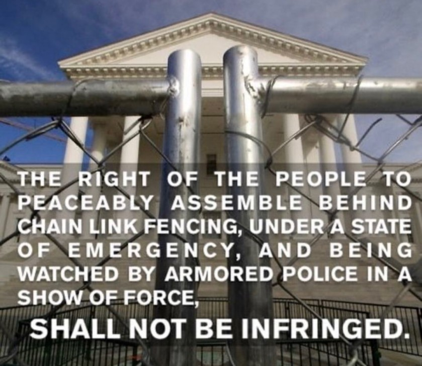 Right to fences