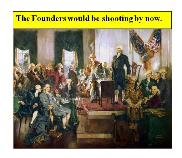 founders would be shooting by now