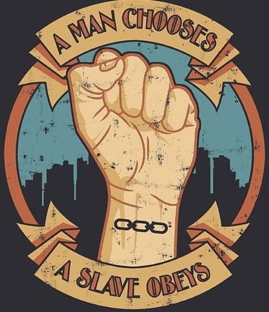 Man vs slave