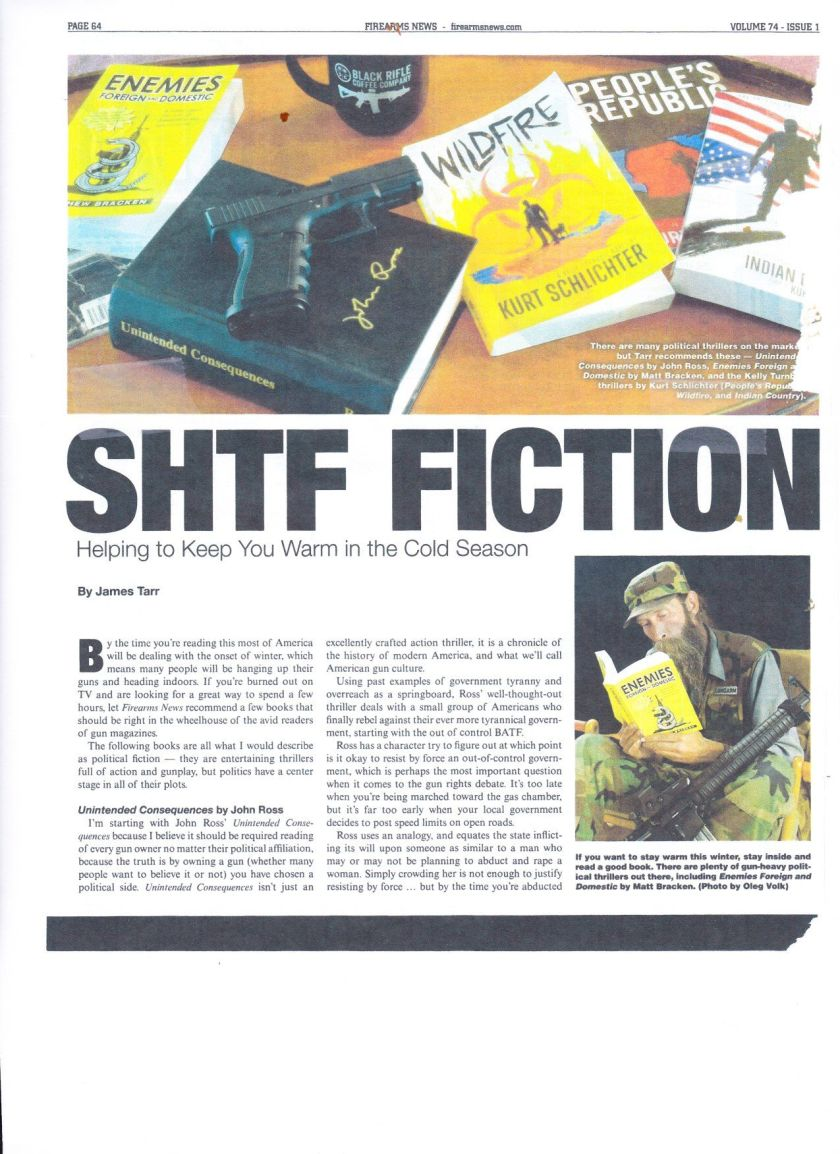 SHTF FICTION 1