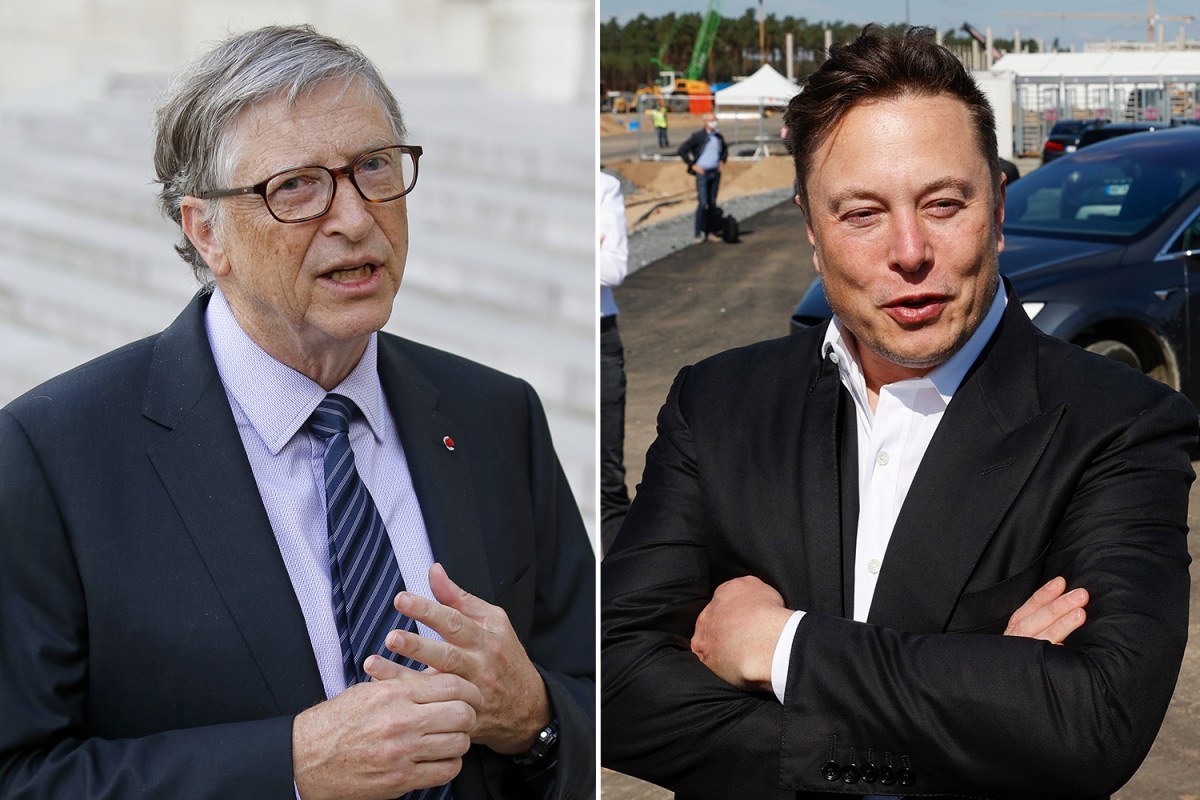 "ELON MUSK Calls BILL GATES ""KNUCKLEHEAD"" And Says That He Will Not Be Taking the Vaccine"