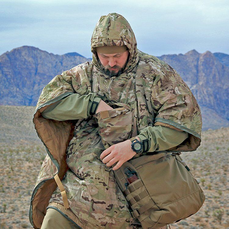 Gear Review and Junk On The Bunk: Helikon-Tex Swagman Roll and Poncho Sleep SystemReview